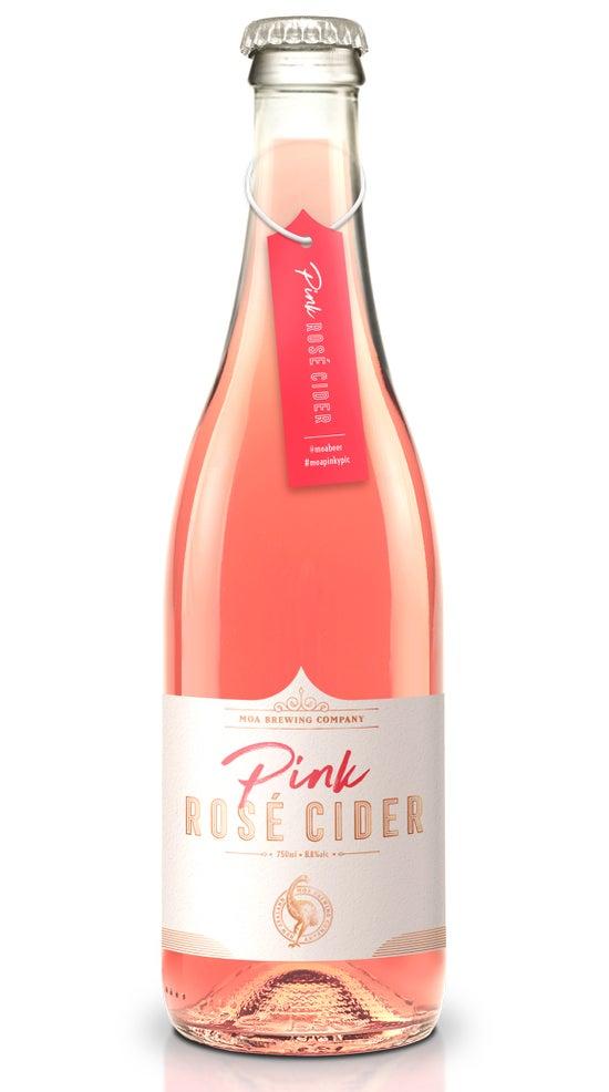 Moa Rosé Cider 750ml