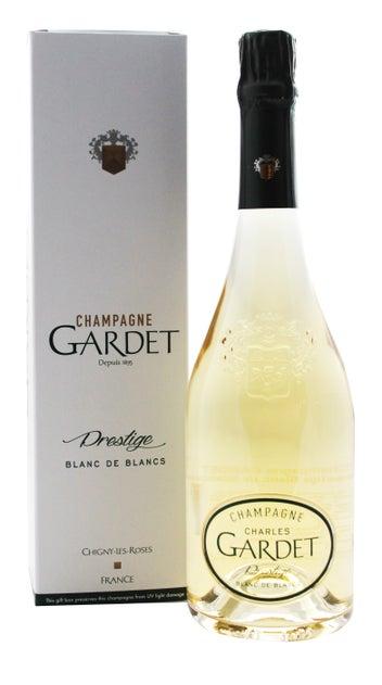 Champagne Gardet Prestige Charles Blanc de Blanc