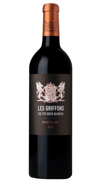 2015 Les Griffons de Pichon Baron
