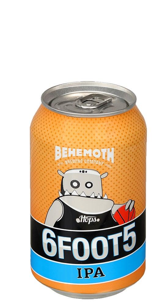 Behemoth 6 Foot 5 IPA 330ml can