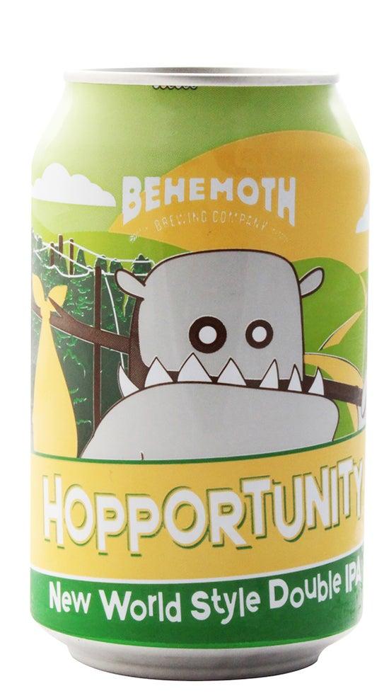 Behemoth Hopportunity DIPA 330ml can