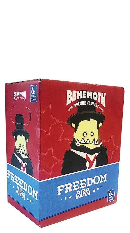 Behemoth Freedom APA 6pk