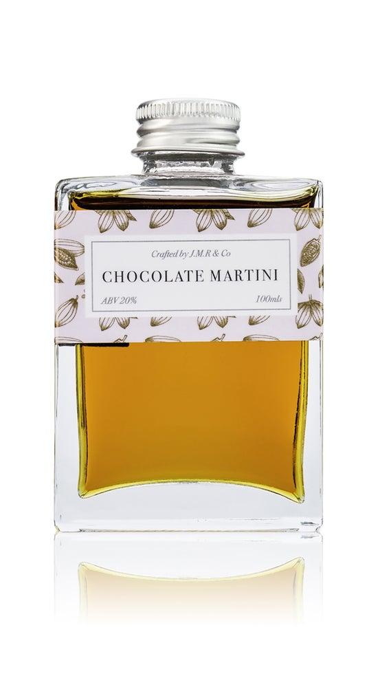 JMR Cocktail Co Chocolate Martini 100ml
