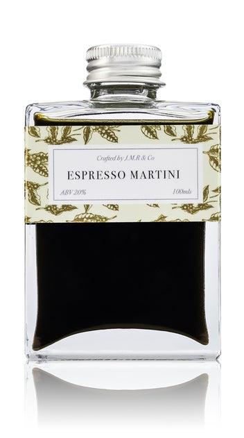 J.M.R Cocktail & Co Espresso Martini 100ml