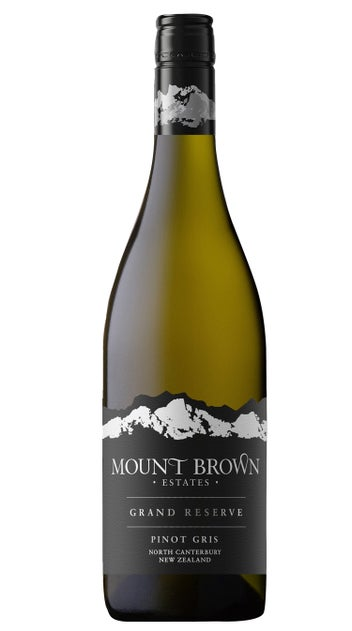 2018 Mount Brown Estates Grand Reserve Pinot Gris