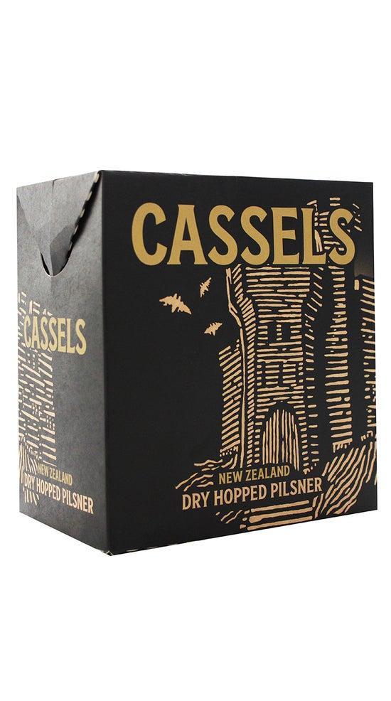 Cassels & Sons Pilsner 6 pack