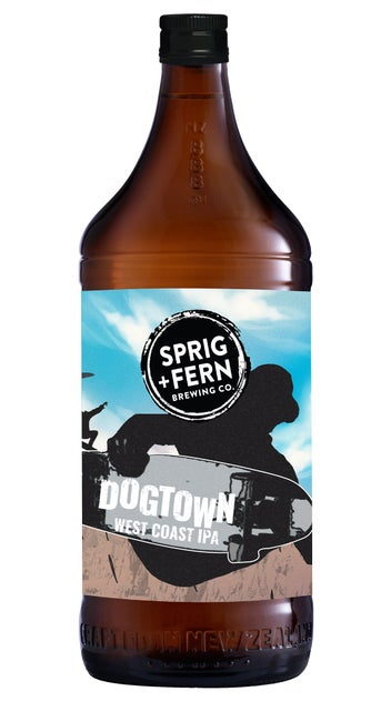 Sprig & Fern Dogtown WCIPA 888ml bottle