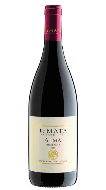 2018 Te Mata Estate Alma Pinot Noir