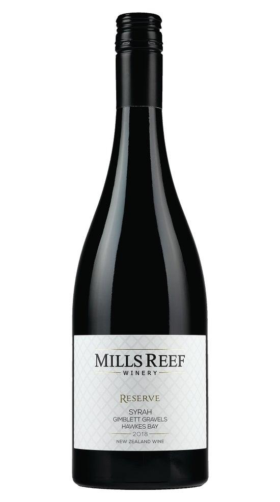 Mills Reef Reserve Syrah