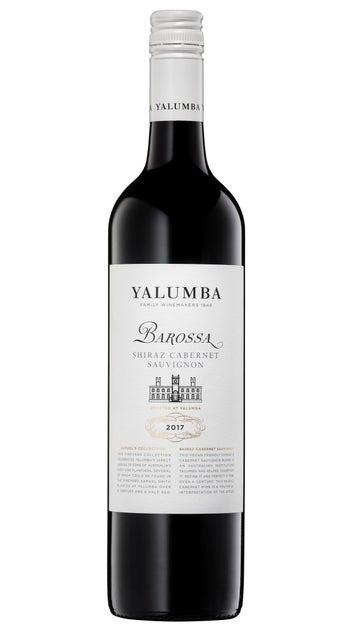 2017 Yalumba Samuel's Collection Shiraz Cabernet Sauvignon
