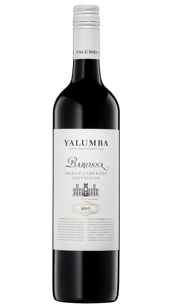 Yalumba Samuel's Collection Shiraz Cabernet Sauvignon