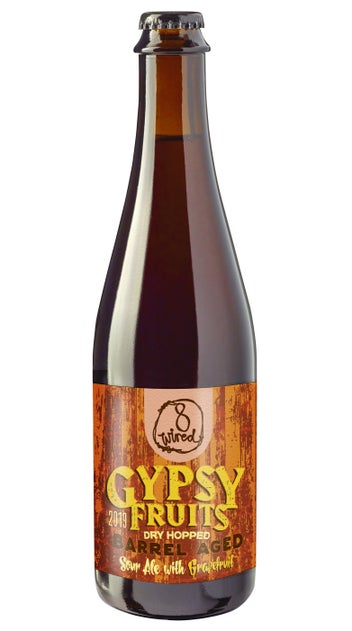 2019 8 Wired Gypsy Fruits Barrel Aged Sour Ale