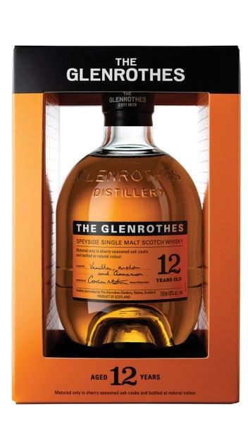 Glenrothes 12yr 700ml