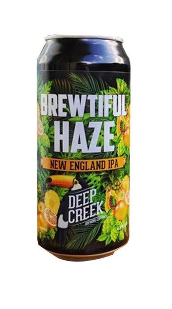 Deep Creek Brewtiful Haze NEPIA 440ml Can