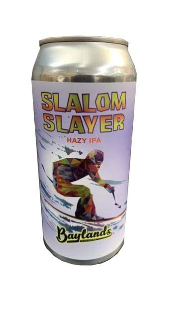 Baylands Slalom Slayer Hazy NZIPA 440ml
