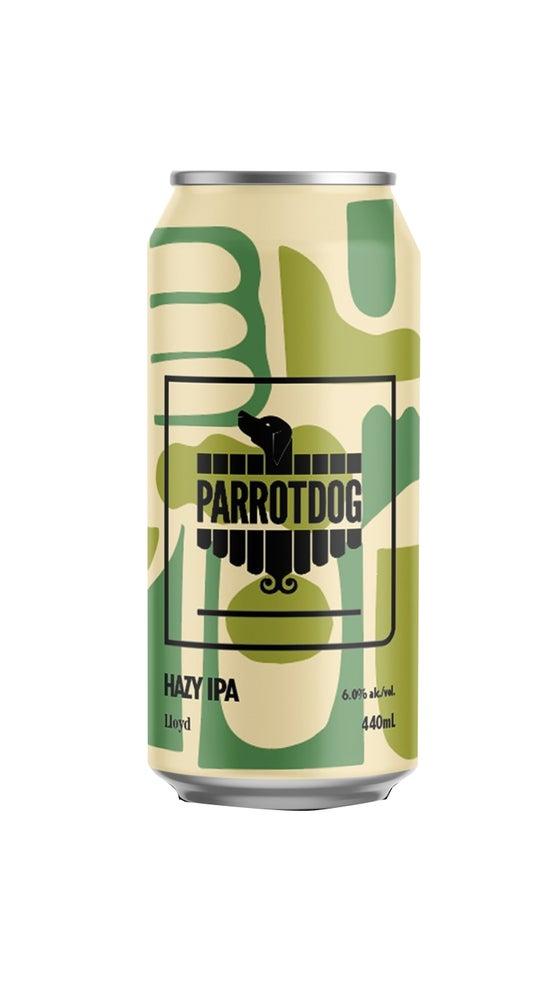 Parrotdog Lloyd Hazy IIPA 440ml can