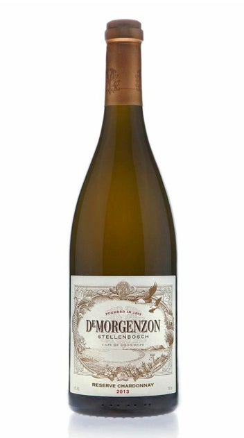 2017 DeMorgenzon Reserve Chardonnay