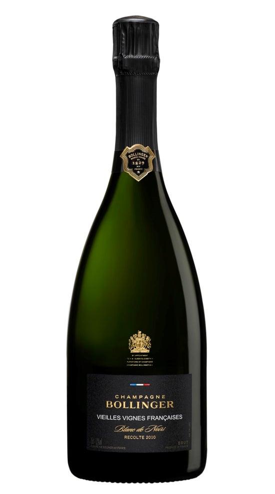 Champagne Bollinger VVF Recolte