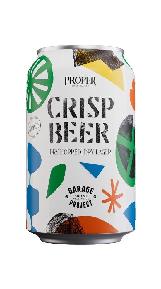 Garage Project Crisp Beer 330ml can
