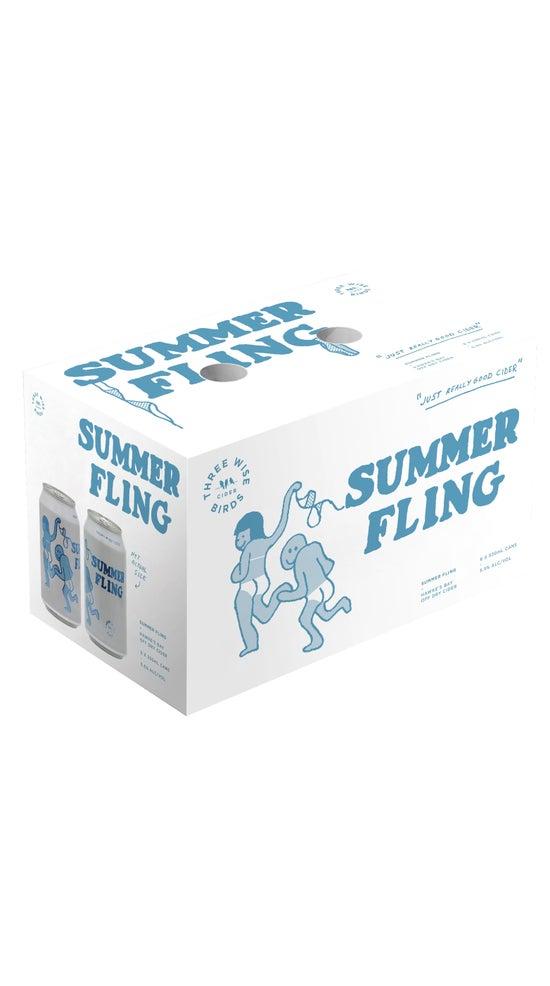 Three Wise Birds Summer Fling 6 Pack