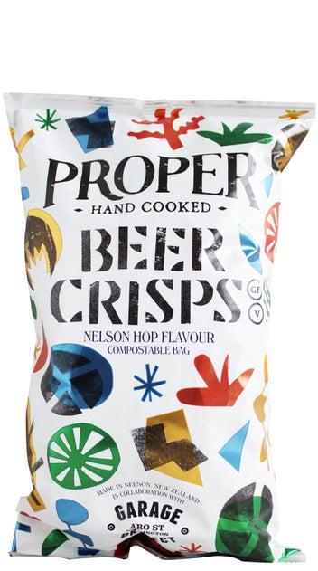 2014 Proper Beer Crisps 150 gr
