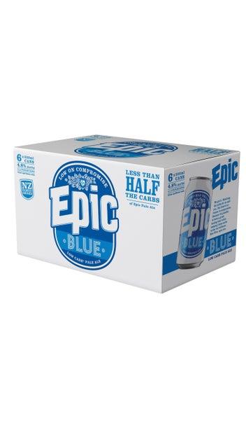 Epic Blue Low Carb Ale 6pack