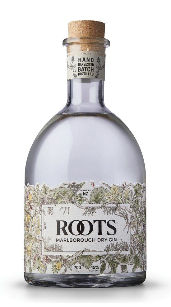 Roots Gin