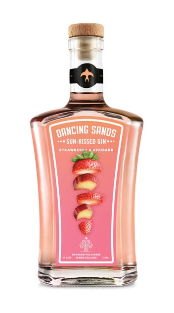 Dancing Sands Sun Kissed Gin