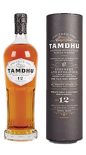 Tamdhu 12 Year Old Single Malt Scotch Whisky (Sherry Oak Casks)