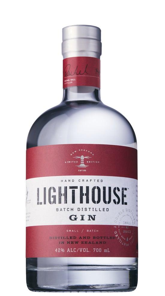 Lighthouse Gin London Dry 42% 700ml bottle