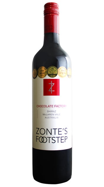 2017 Zonte's Footstep Chocolate Factory Shiraz