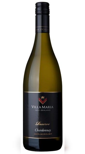 2017 Villa Maria Reserve Marlborough Chardonnay