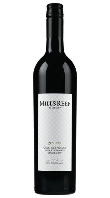 2018 Mills Reef Reserve Cabernet Merlot