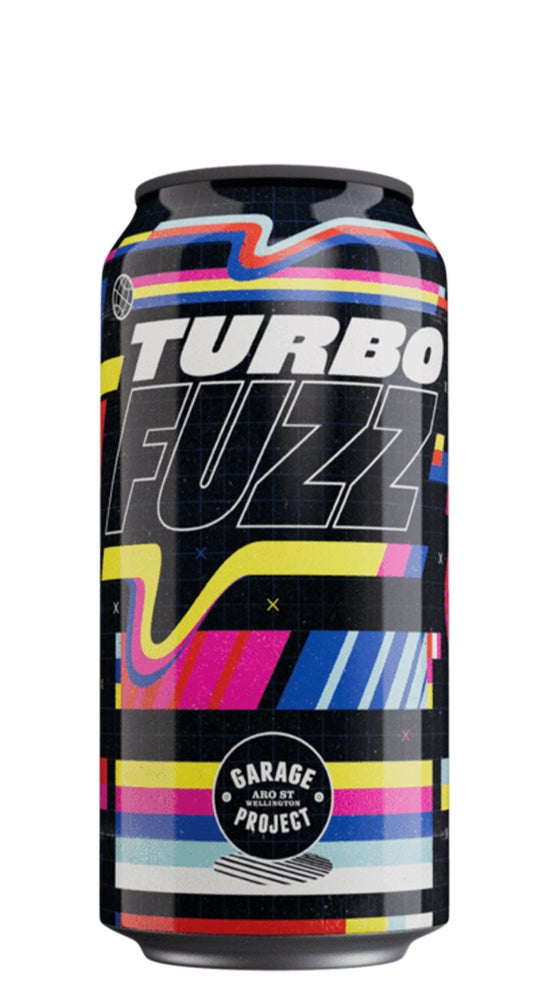 Garage Project Turbo Fuzz 440ml can