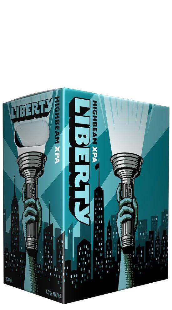 Liberty Highbeam XPA 6pk