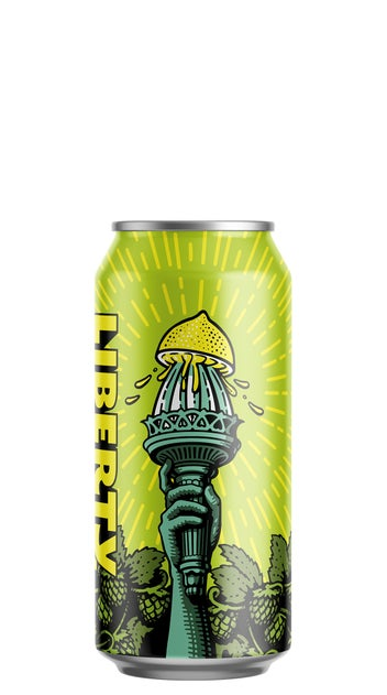 Liberty Citra Double IPA 440ml can
