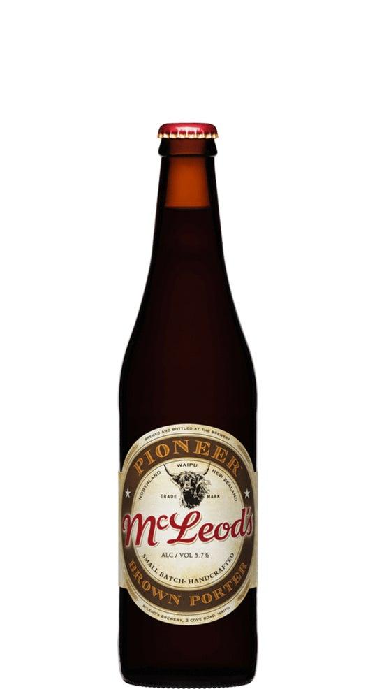 McLeod's Pioneer Porter 330ml