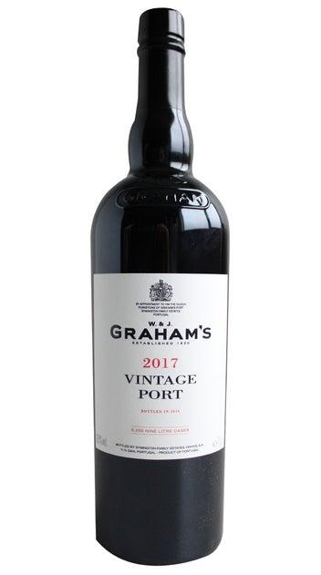 2017 Graham's Vintage Port