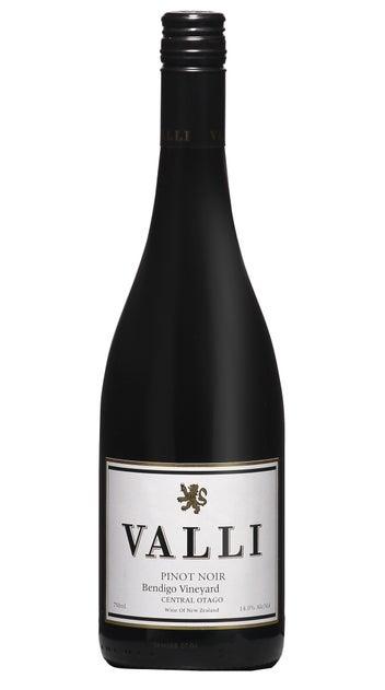 2018 Valli Bendigo Pinot Noir