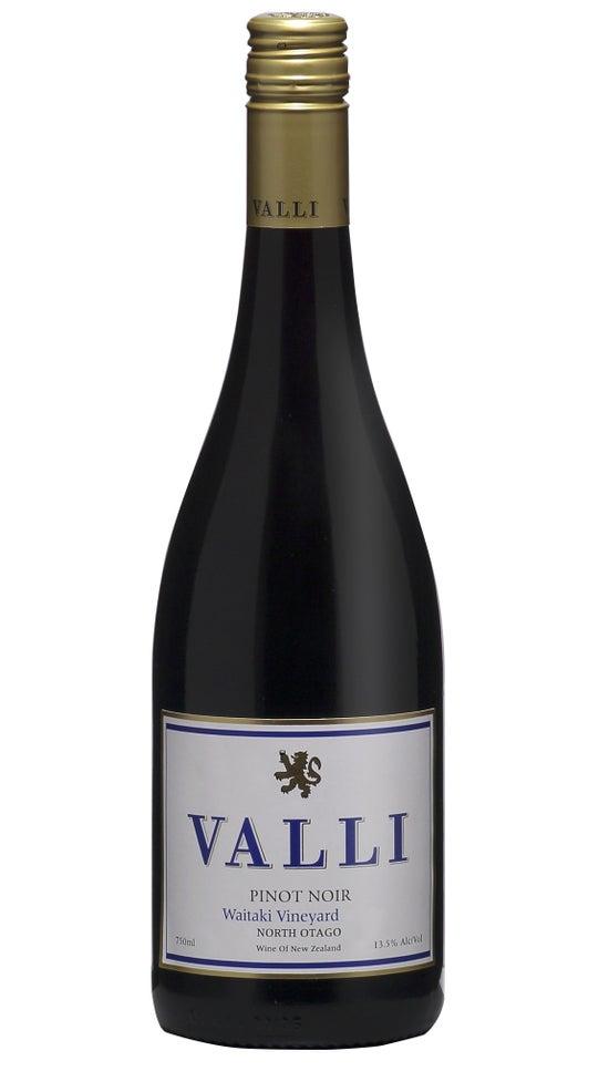 Valli Waitaki Pinot Noir