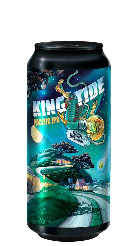 Bach Brewing Kingtide Pacific IPA 440ml