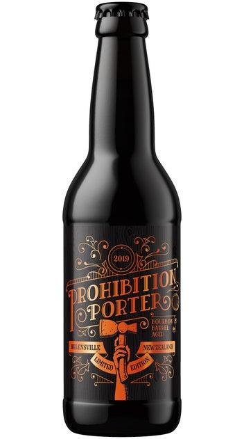 2019 Liberty Prohibition Porter 2019 330ml bottle