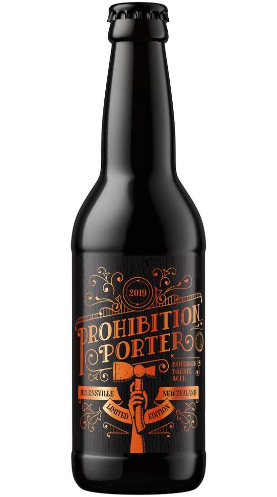 Liberty Prohibition Porter 2019 330ml bottle