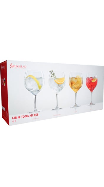 Spiegelau Gin & Tonic Glass 4pk