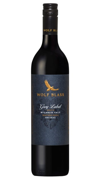 2017 Wolf Blass Grey Label Shiraz