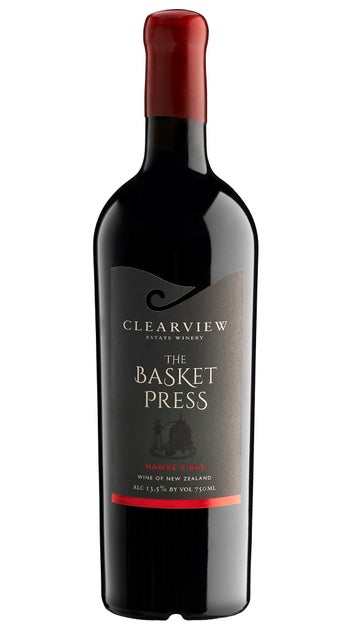 2016 Clearview Estate Basket Press Cabernet Merlot Franc