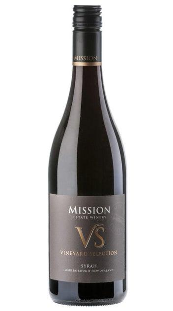 2018 Mission Vineyard Selection Syrah