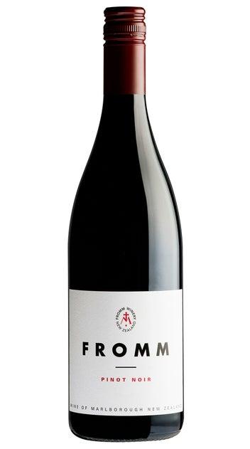 2018 Fromm Organic Pinot Noir