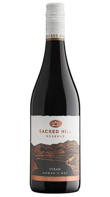 2018 Sacred Hill Reserve Syrah