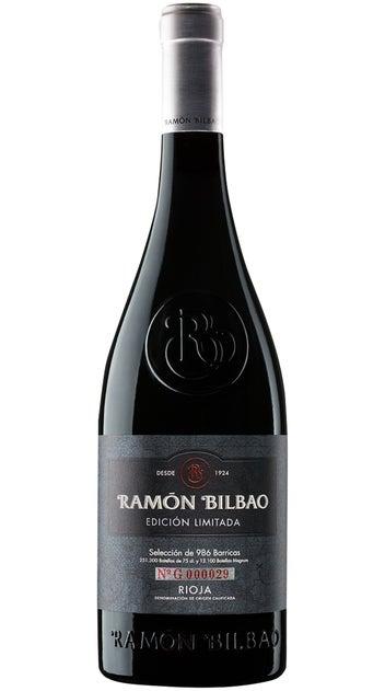 2016 Ramon Bilbao Edicion Limitada Rioja